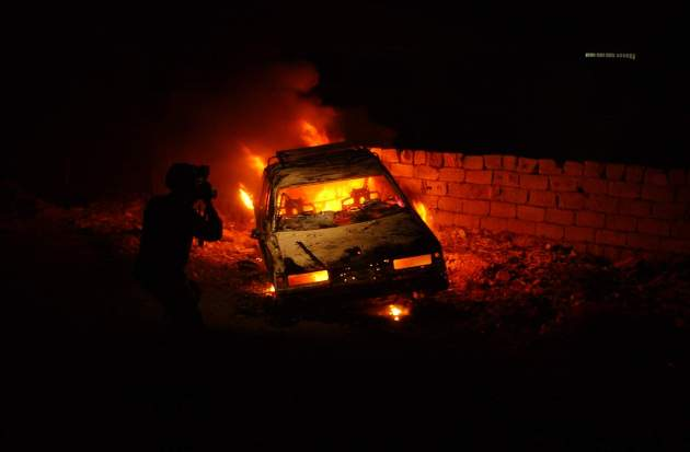 RPG Attack on Kirkuk Police, reproduced in ABF Exhibit