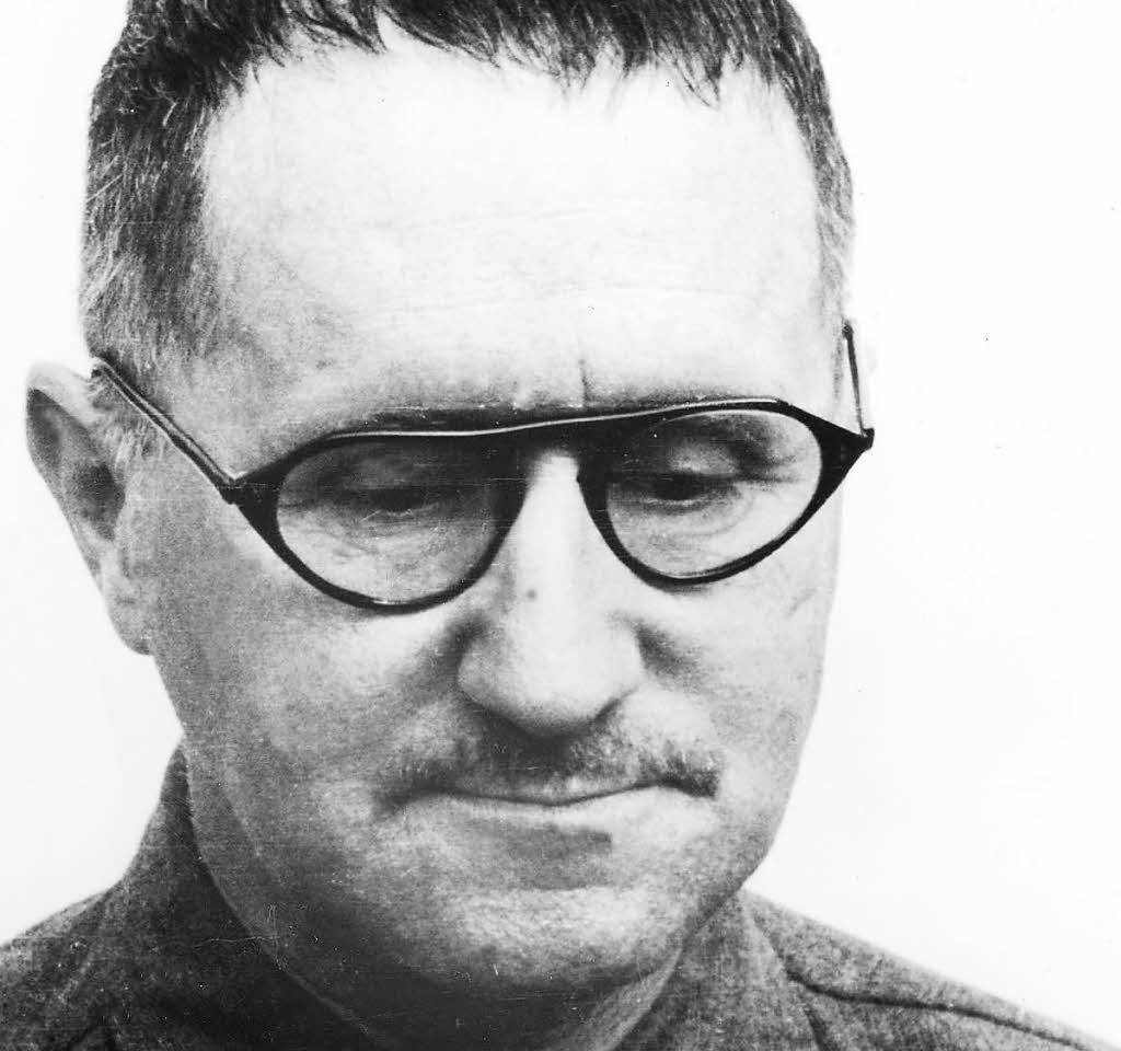 The Role of Art in Chaos Pt. 2: Brecht | Art of Olive Green
