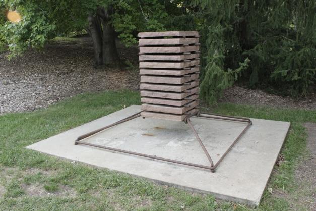 John Van Alstine: Stone Pile